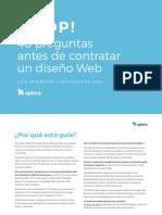 STOP 40 Preguntas Antes de Contratar Un Diseno Web