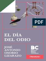 EL día del odio, José A. Osorio