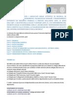 Relazione sulla Ricerca - Anno 2009 - Università degli Studi di Urbino Carlo Bo