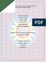 Estrategia Didáctica Para La Paz en La Institución Educativa La Inmaculada
