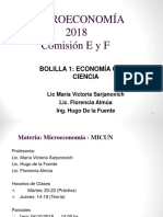 Micun Unidad 1 Economia Como Ciencia 2018 2