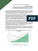 O envelhecimento populacional segundo as novas projeções do IBGE
