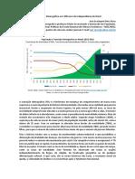 A Transição Demográfica nos 200 anos da Independência do Brasil