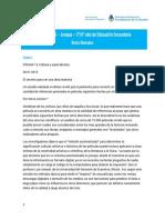 ItemsLiberados Lengua Secundaria 5 6