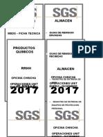 Rotulo Archivadores - Chi 2016