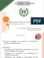 Gestión de La Innovación-Clase -N1