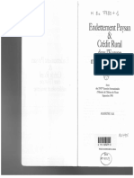 Berthe, M. (Ed.), Endettement Paysan Et Crédit Rural