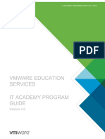Vmw It Academy Program Guide