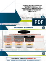 SISTEMA DE PROGRAMACIÓN Y GESTIÓN DE INVERSIONES CON EL INVIERTE.PE