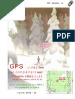 GPS Utilisation 2012 01 V2