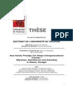 Demonsant PhD Economics thesis Toulouse School of Economics