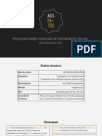 Aos Fatos - Pesquisa sobre Consumo de Informação Online.pdf