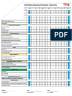 Plan de Auditorias