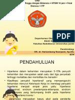 CRS Eklampsia+ITP