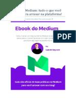 Ebook do Medium