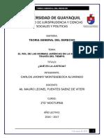 Montesdeoca Alvarado C. 2G