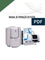manual de operação