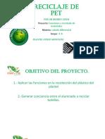 Reciclaje de PET (2)