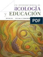 Revista Intercontinental de Psicología y Educación Vol. 19, núms. 1 y 2