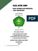 Perbandingan Kurikulum Indonesia Dan Singapura