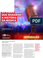 25 Vozes eBook Mundo de Musicas
