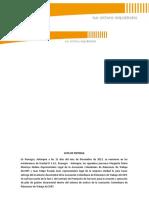 Acta Entrega Fase 1. ASCORT
