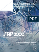 Steel Design - SAP 2000