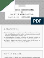 Hermosisima vs. Court of Appeals