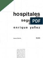 Hospitales de Segurida Social - Enrique Yañez