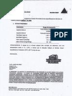 Certificado de calidad sika dur 31.pdf
