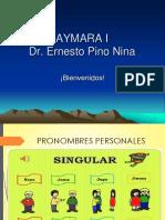 Aymara Pronunciación