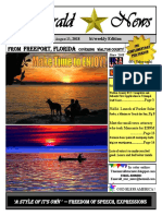 The Emerald Star News - August 23,2018 Edition