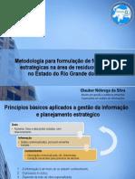 Metodologia integrada para análise e desenvolvimento de sistemas de informações - O caso do PEGIRS/RN