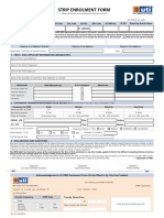 UTI - Systematic Transfer Investment Plan (UTI-STP) New Editable Application Form