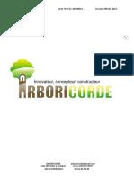 Innovateur concepteur constructeur Book Arboricorde
