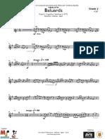 BALUARDS - Clarinete Si b 1