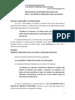 Impuestos y Contribuciones Iglesias - Chile