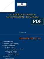 Gramatica_II_-_13_Linguistica_Cognitiva_-_Categorizacion_y_Metaforas.ppt