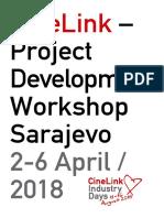 CineLink Workshop 2018