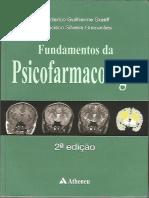 Fundamentos Da Psicofarmacologia - Bases Farmacológicas e Bases Neurais
