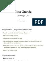 Presentacion Casa Grande