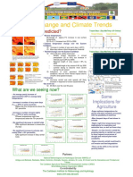 CAMI Climate Change & Climate Trends Poster