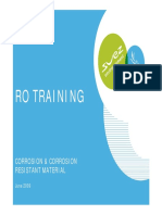 5 2 Training Ro Corrosion