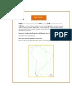 4º Historia Guia Ubicacion Geografica Los Incas