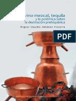 El Vino Mezcal tequila y la polemica sobre la destilacion prehispanica.pdf
