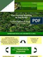PlanforestalpresentacionSANMARTIN