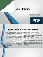 NTC-ISO 14001