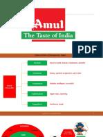 Group5 Amul Case Study