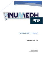 Sintesis Del Expediente Clinico