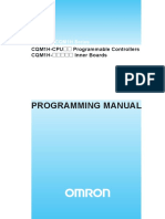CQM1H - Programming Manual